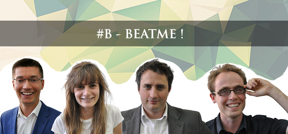 #BeatMe! – Smartphone Application Which Gives An Opportunity To Create A Better World With A Dose Of Fun.