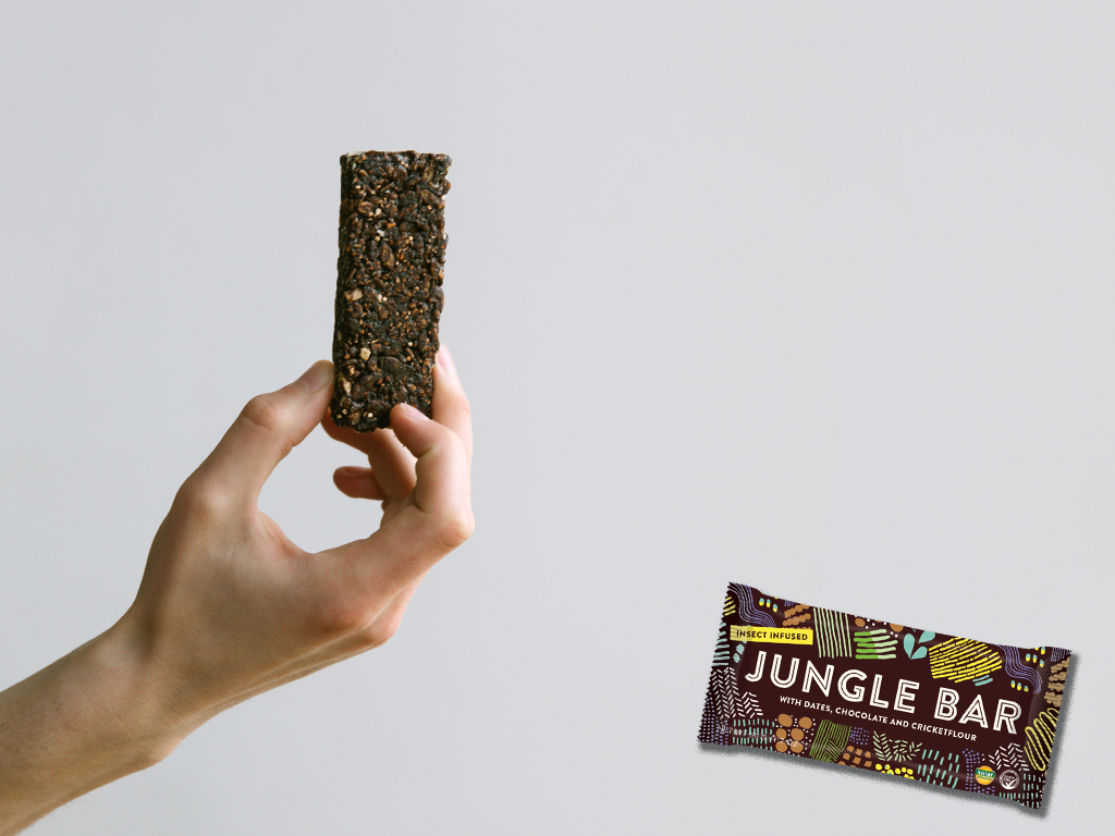 Crowbar Protein / Jungle Bar