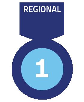 Regional First prize winner
