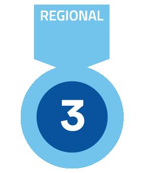 Regional Third prize winner
