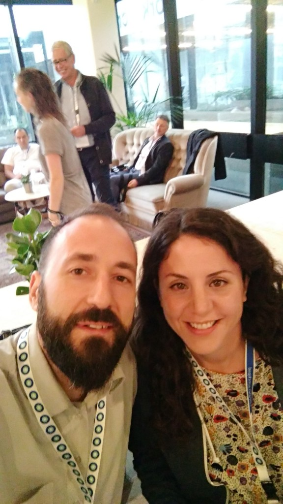 Panos and Marianna