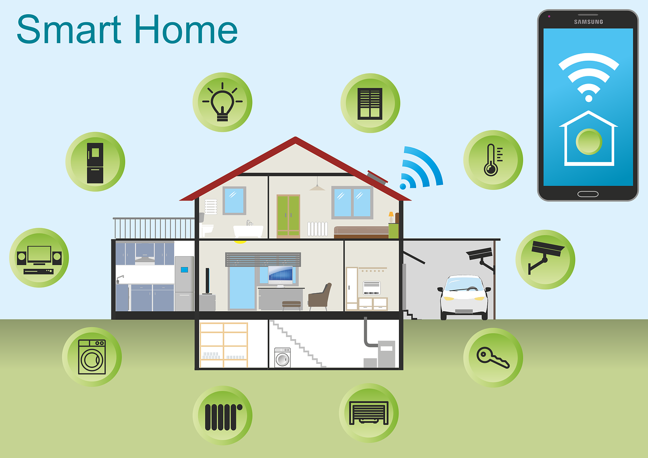 but why would people turn their houses into smart homes digital firm o2 explained in their techspirational article that when it comes to smart homes - Green Technology Homes
