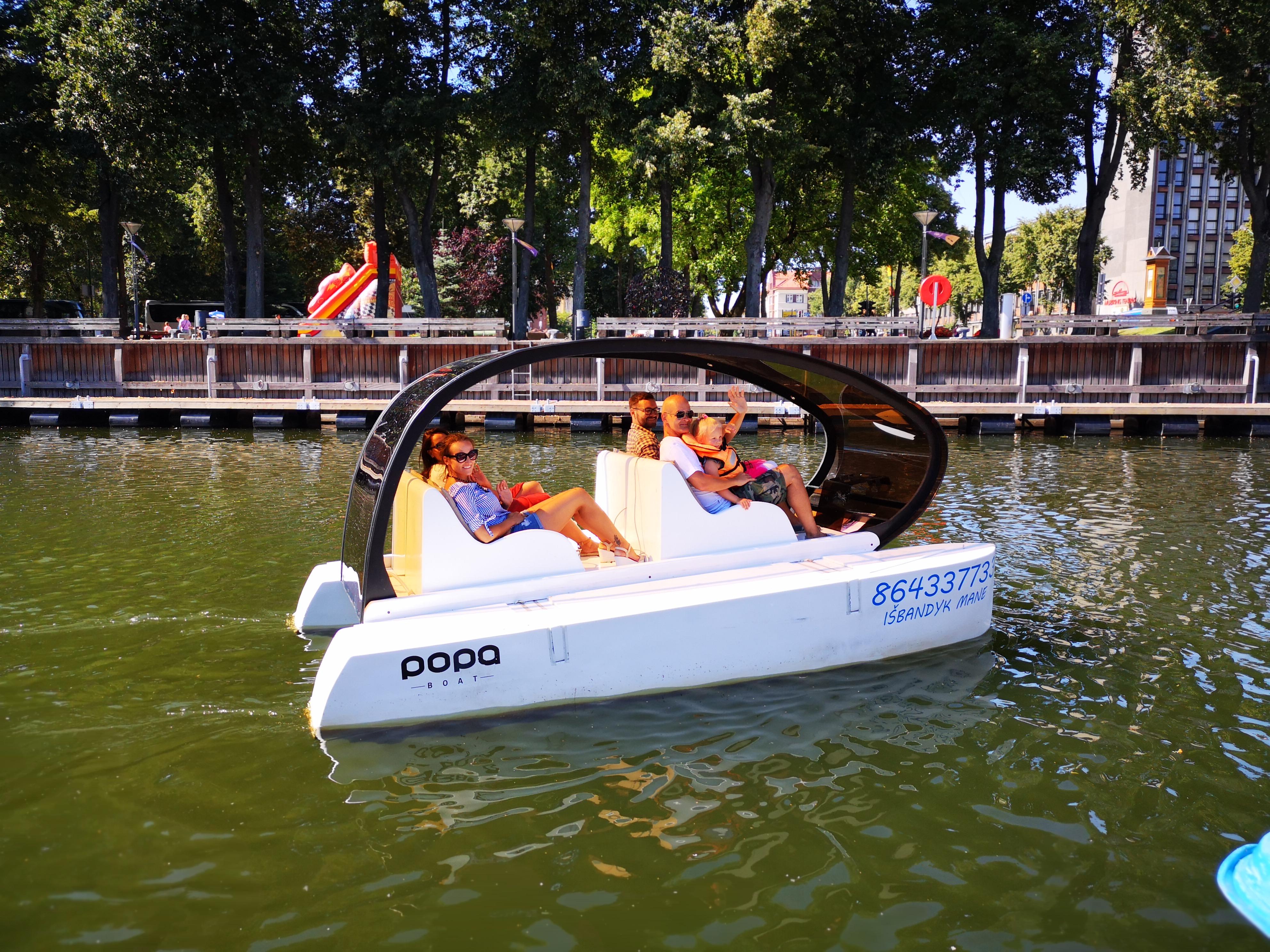 Popa Boat
